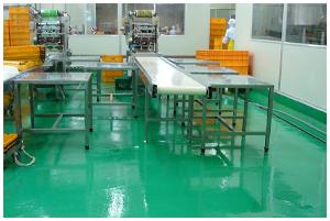 식품공장 및 육가공공장 바닥재1