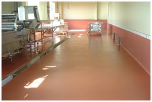 식품공장 및 육가공공장 바닥재2